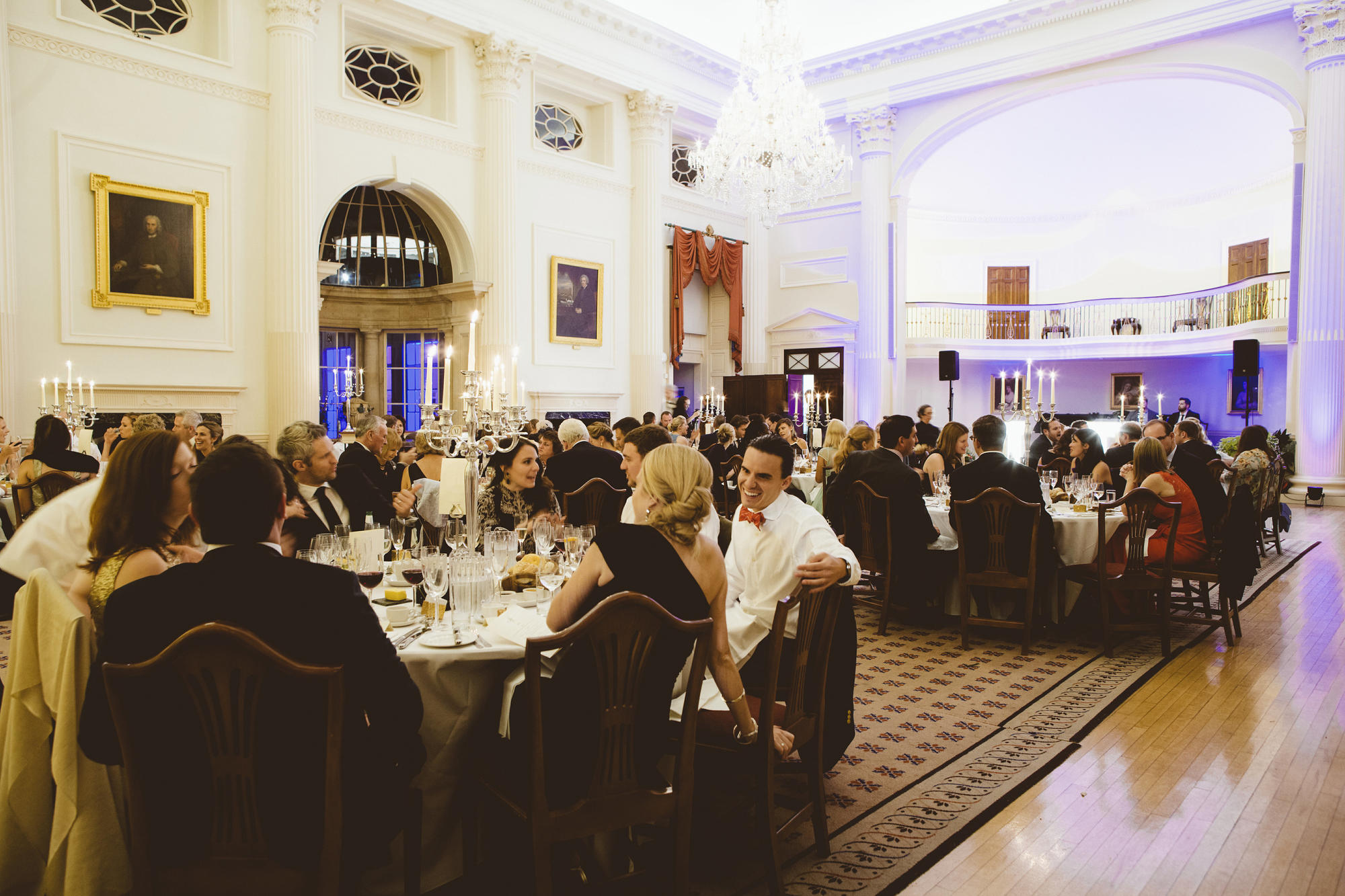 Image: Pump Room Dinner with People, A thing like that photography