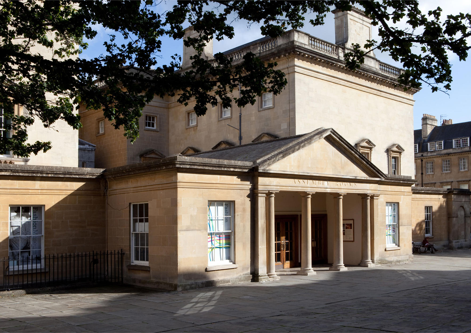 Image: Assembly Rooms exterior