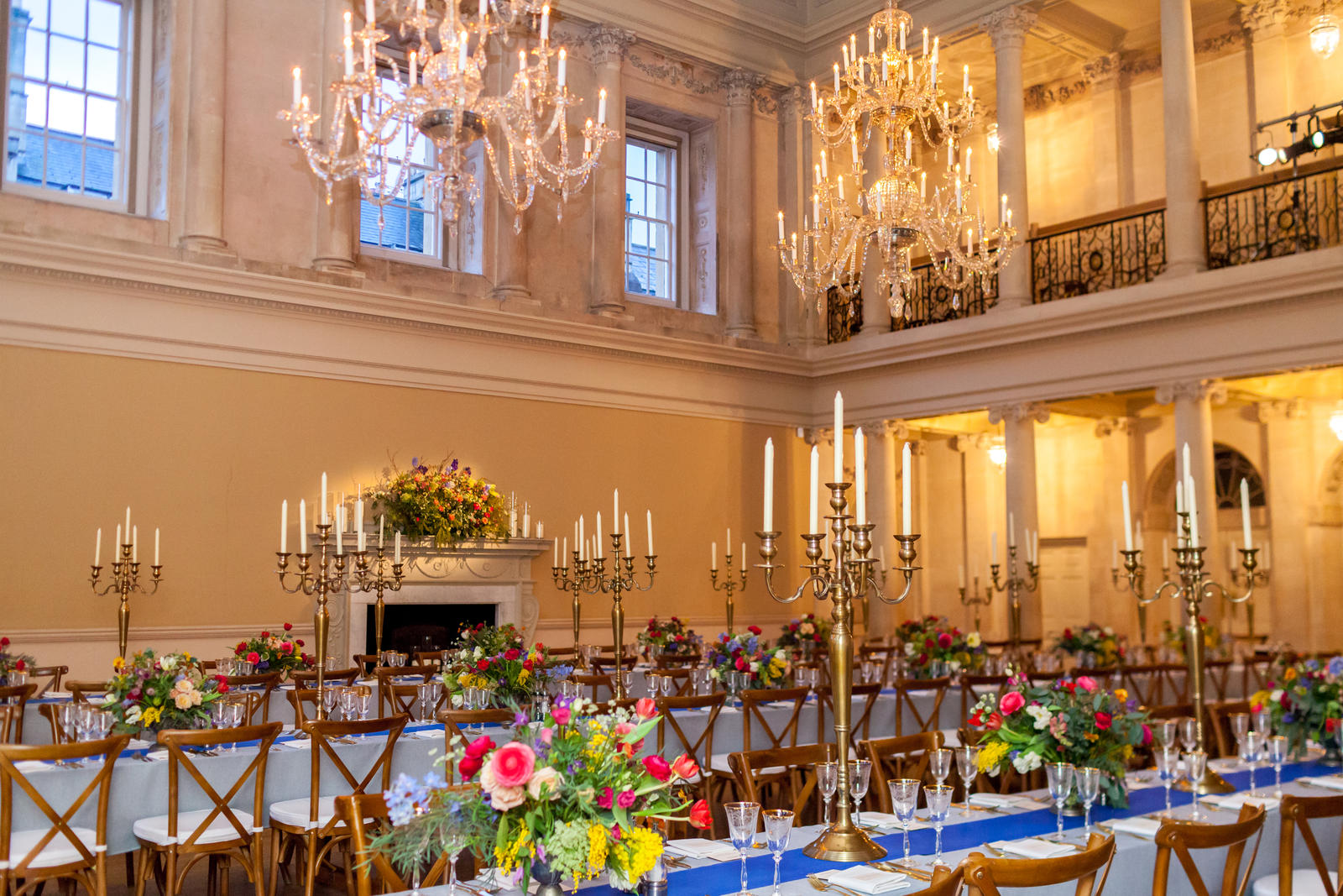 Image: Tea Room at the Assembly Rooms, Laura Lees Photography