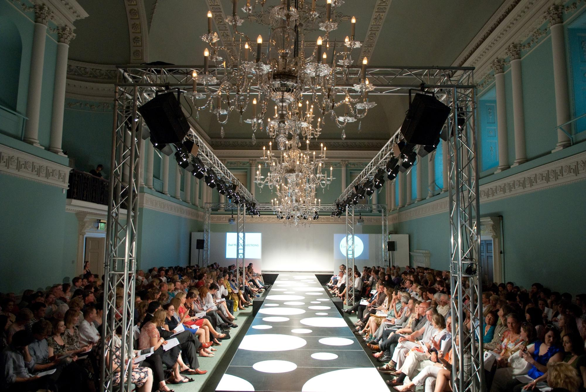 Bath in Fashion - Ballroom at the Assembly Rooms