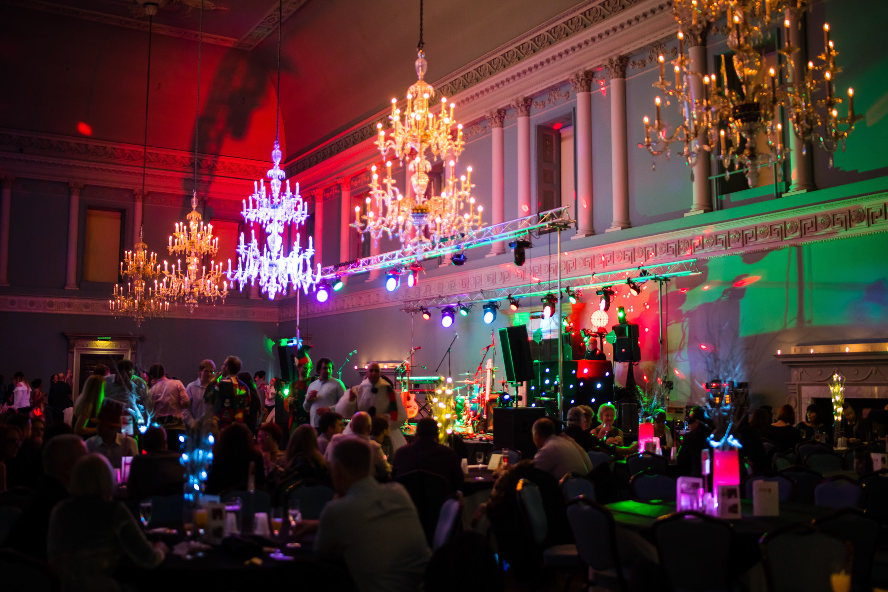 Christmas at the Assembly Rooms, Paolo Ferla Photography
