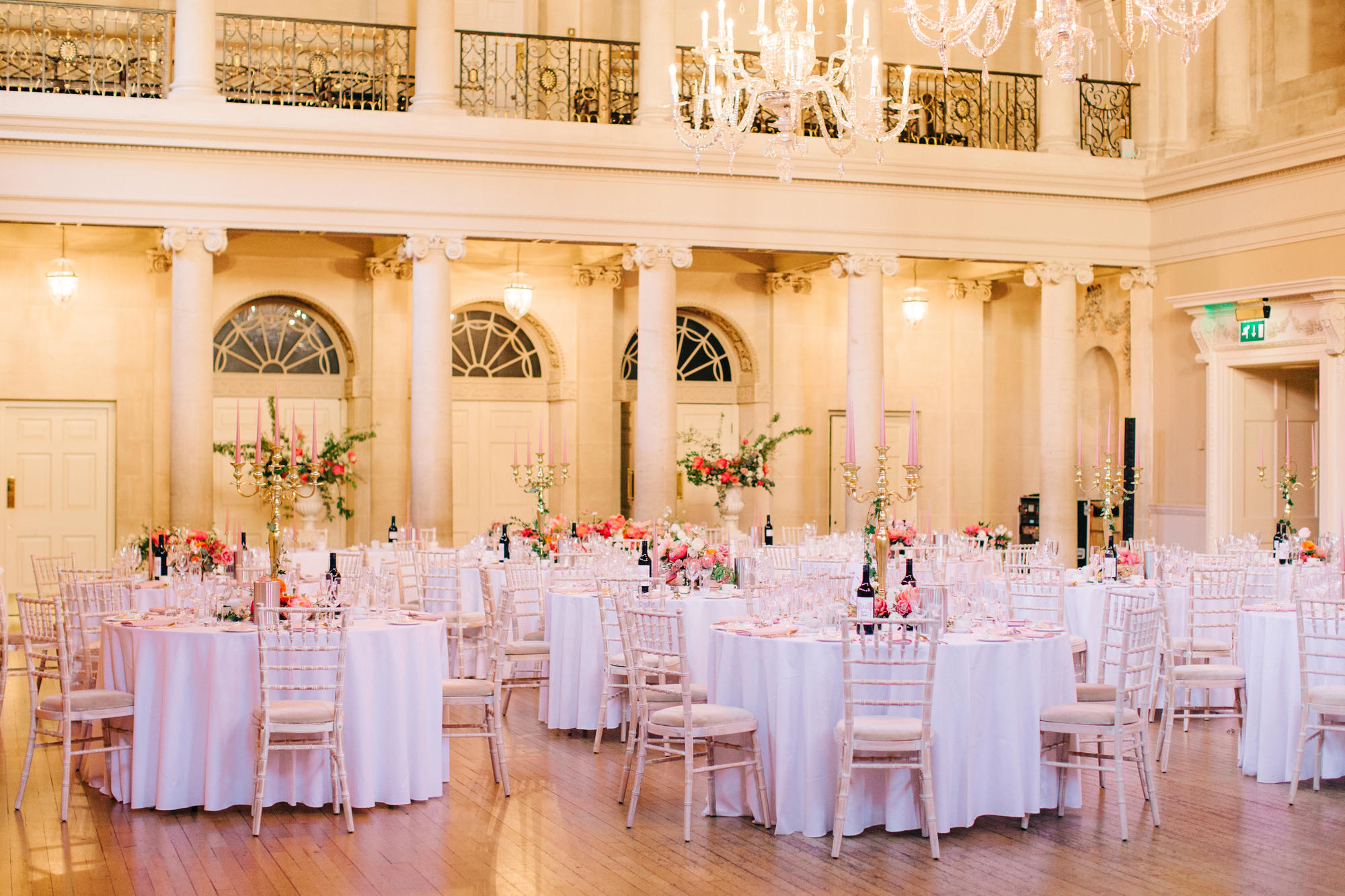 Image: Reception in The Tea Room, M&J photography