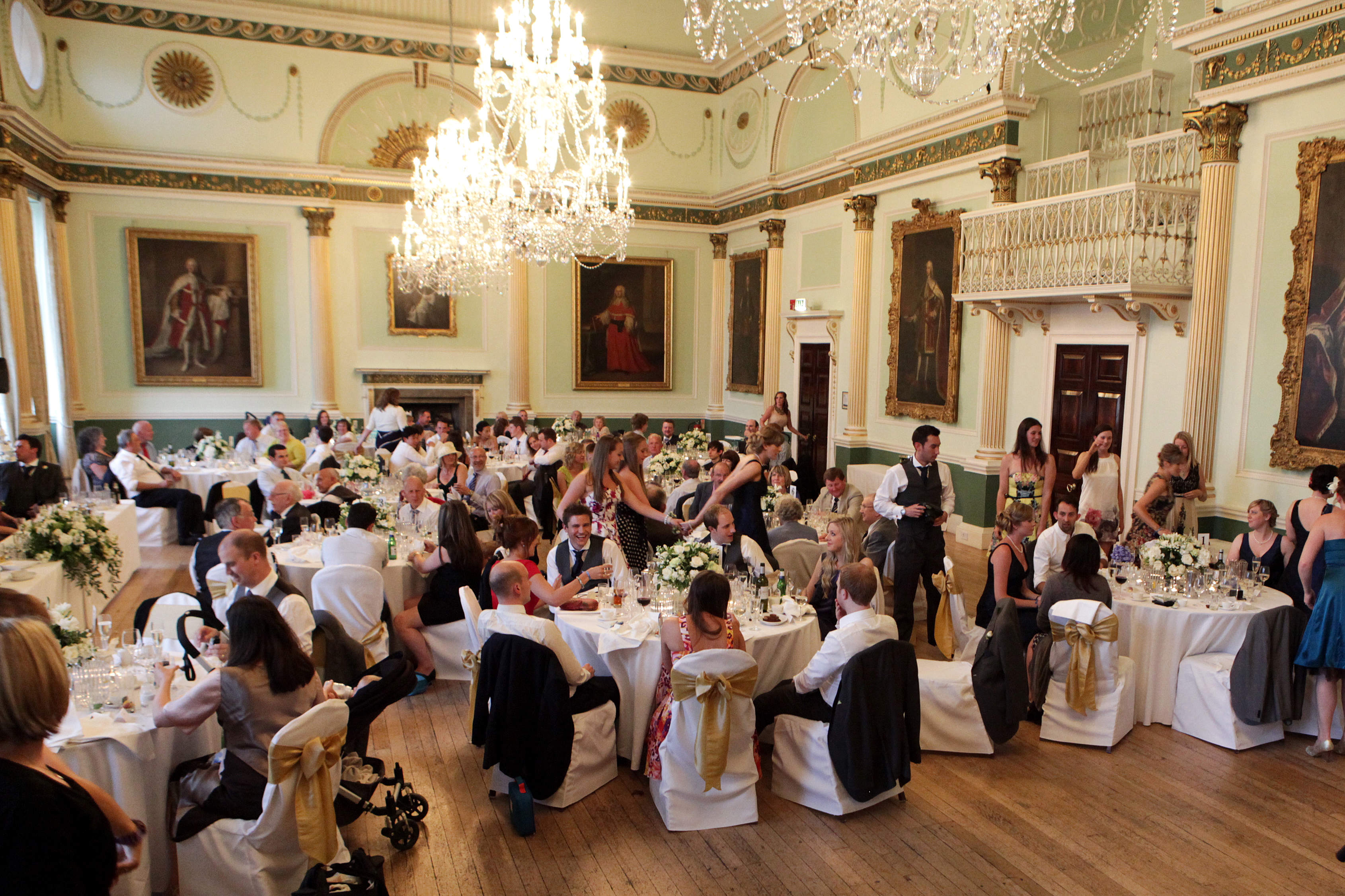 Image: Guildhall Banqueting Room, Lee Niel