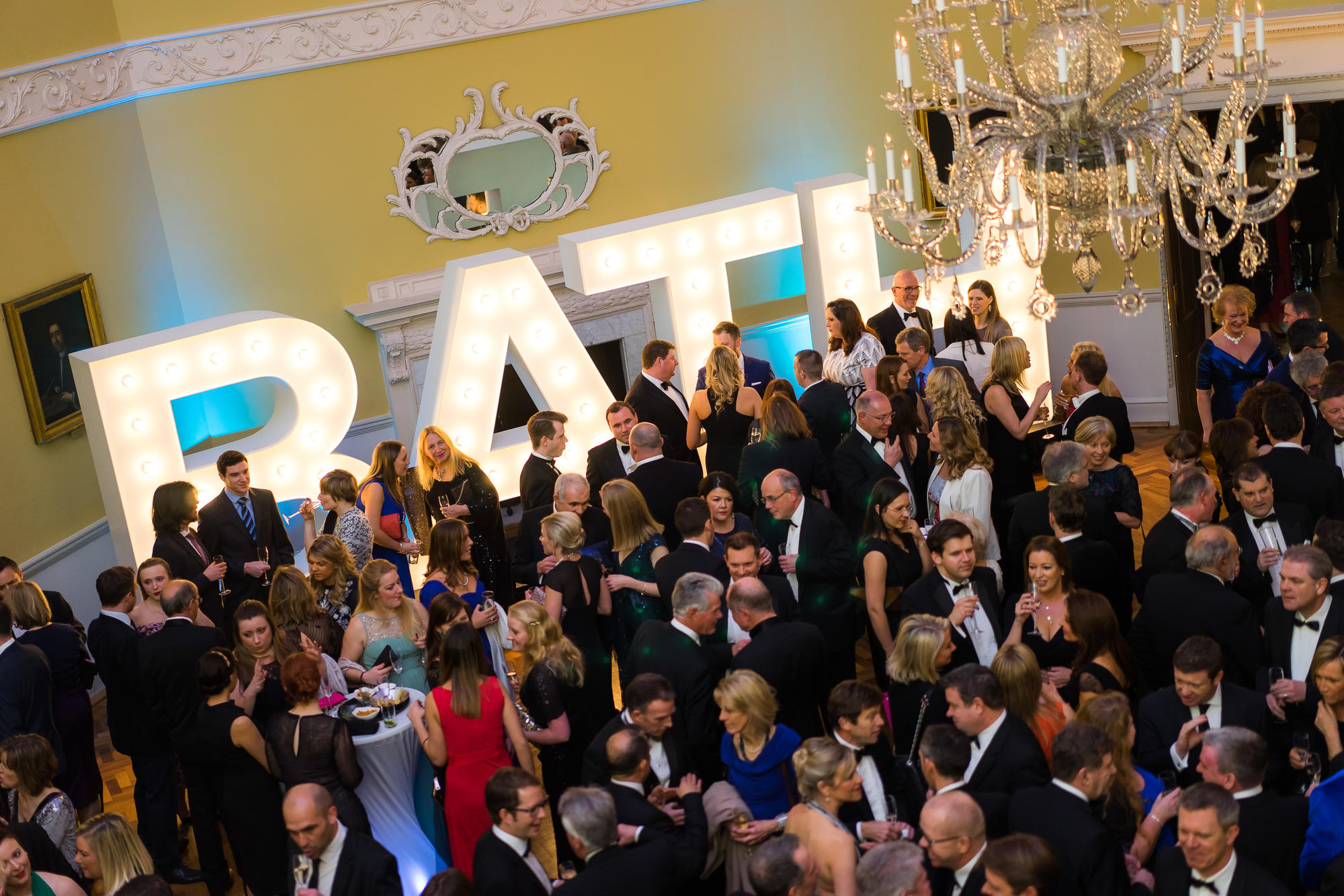 Bath Life Awards 2016, Octagon Assembly Rooms. Image: Paolo Ferla