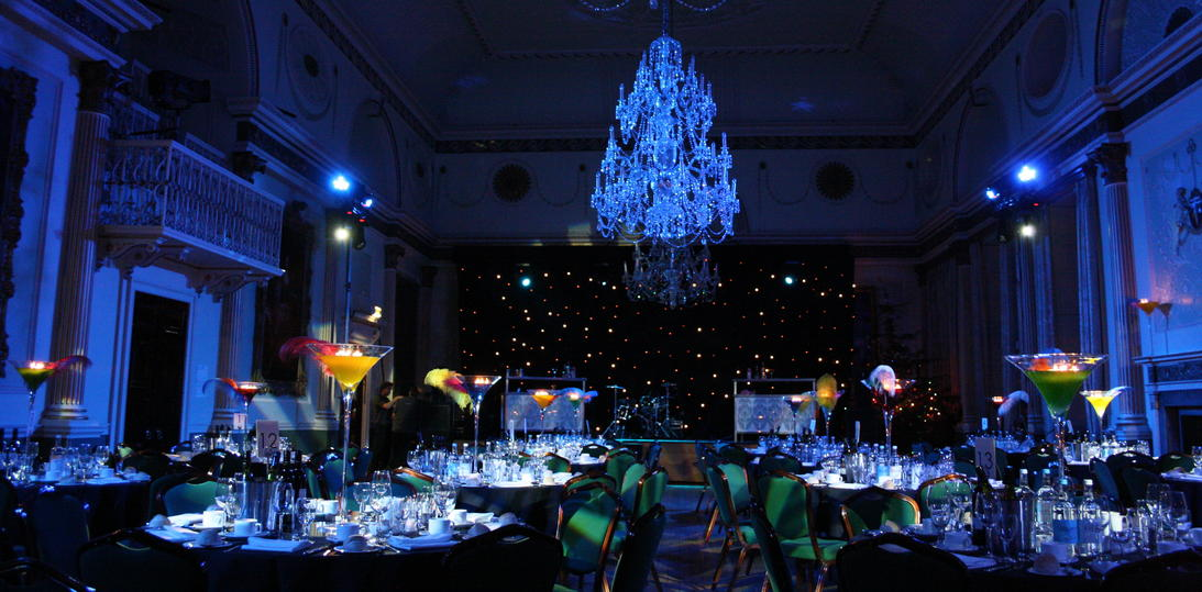 Image: Guildhall corporate event