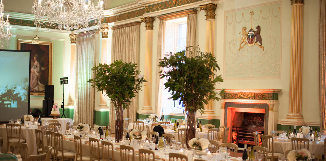 The Banqueting Room, Greg James Photography