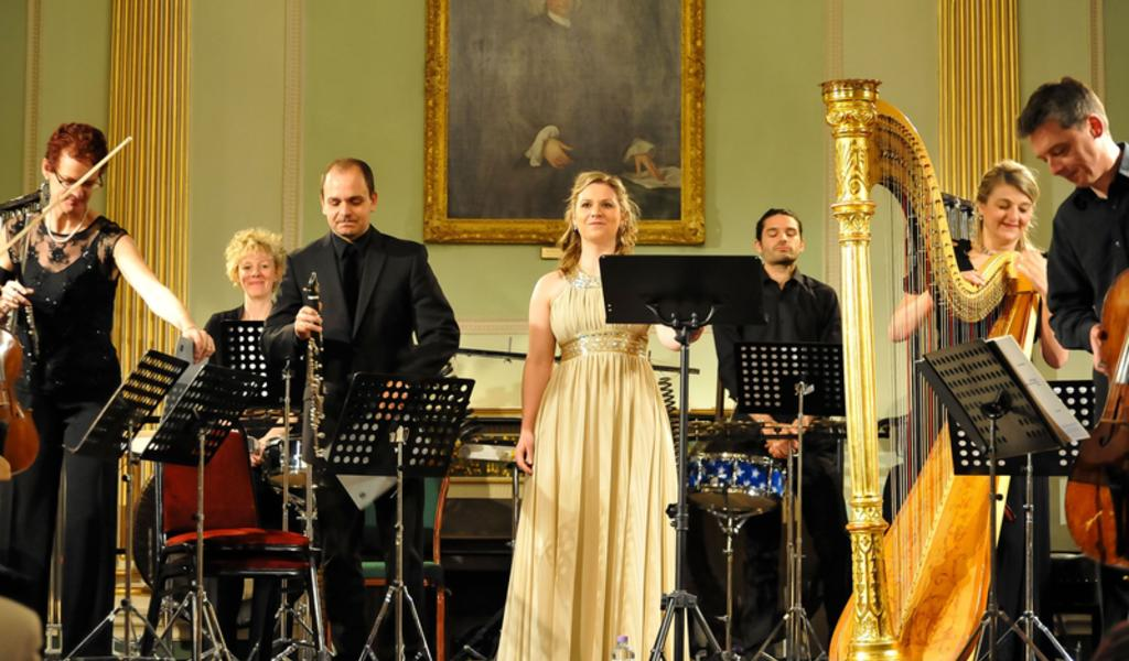 Image: Concert in the Banqueting Room