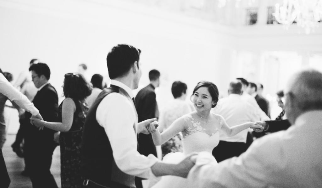 Assembly Rooms wedding M J Photography