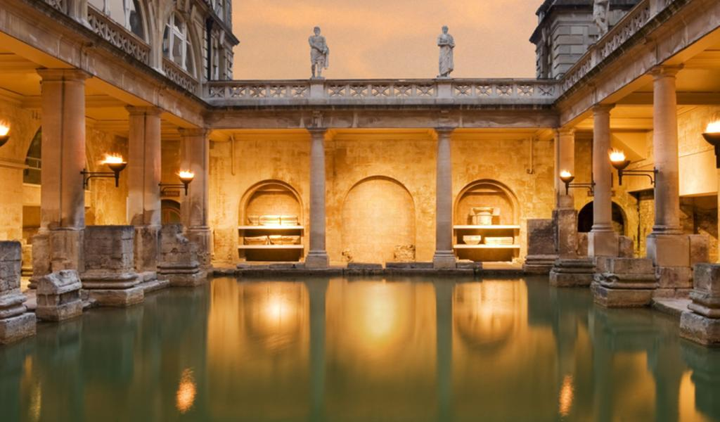 Image: Roman Baths