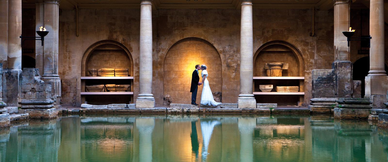 Image: Great Bath Wedding