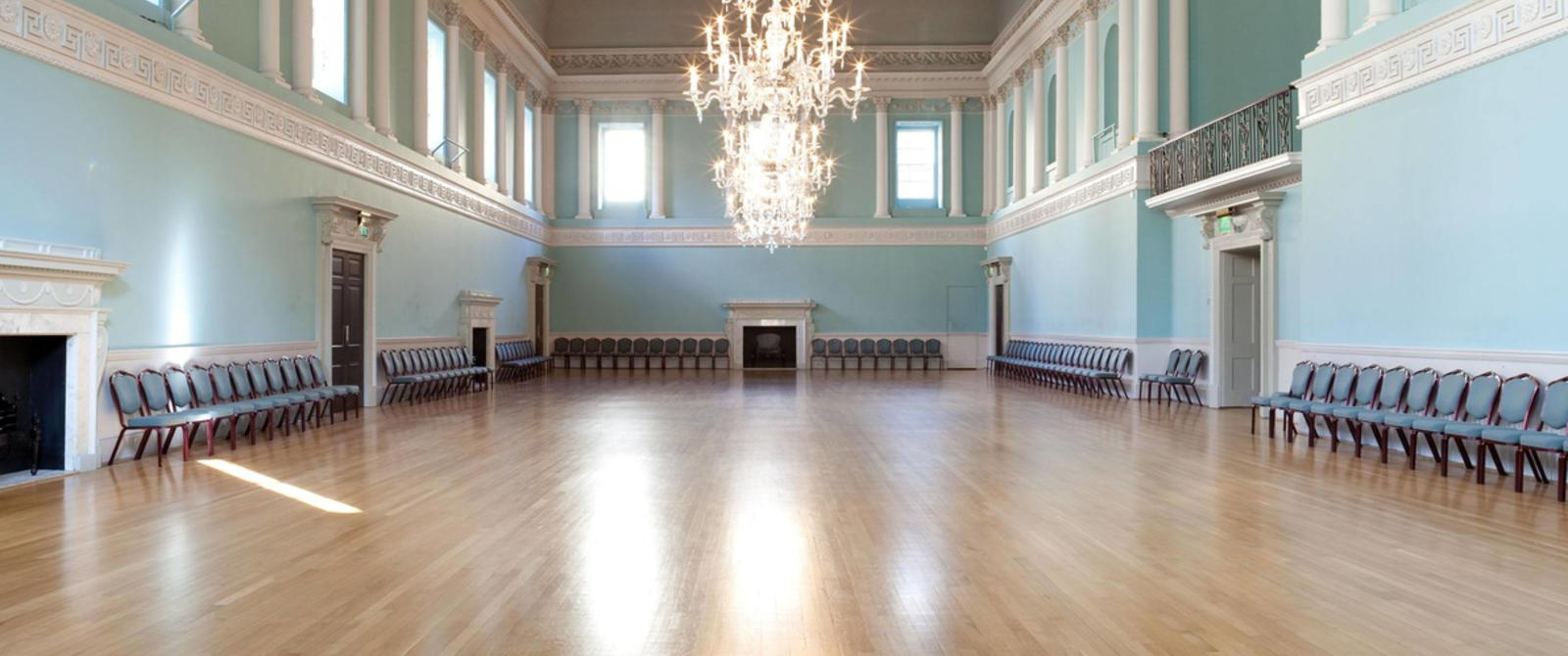 Assembly Rooms Ball Room Large Wedding And Business Venue