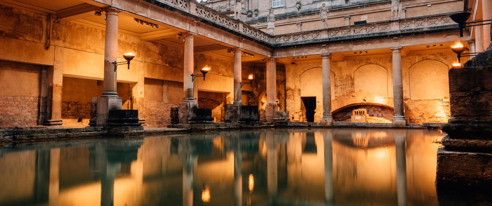 Image: Roman Baths, Amy Sanders