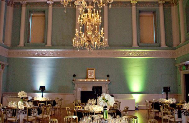 Ball Room, Marianne Taylor Photography