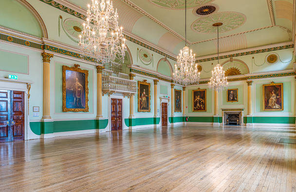 Banqueting Room, Andy Fletcher Photography