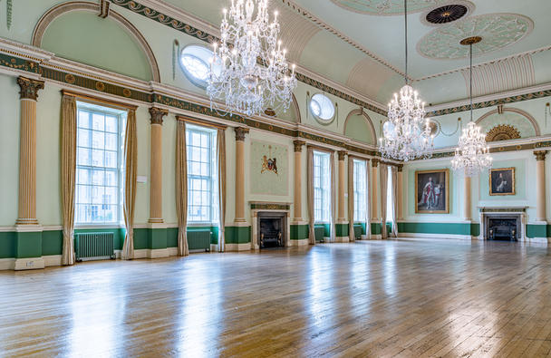 The Banqueting Room, Andy Fletcher
