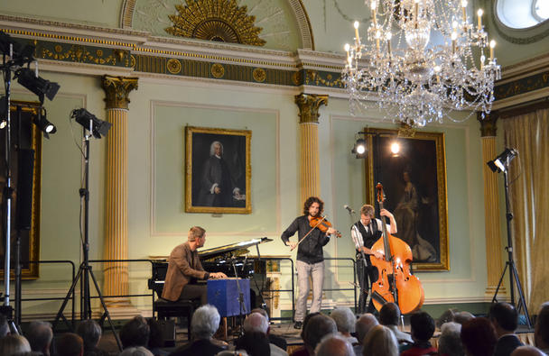 Concert in the Banqueting Room, Julian Foxton Photography