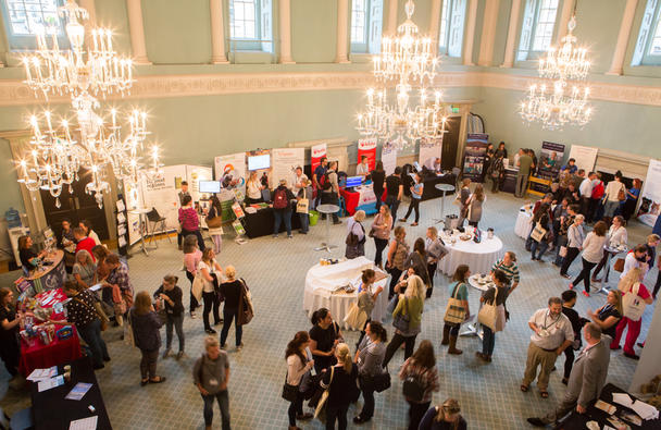 Exhibition in the Ball Room