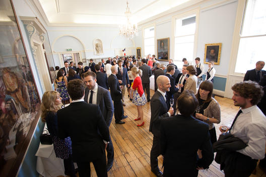 Image: Guildhall drinks reception