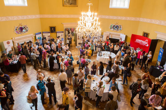 Image: Assembly Rooms drinks reception