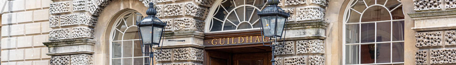 Image: Guildhall exterior