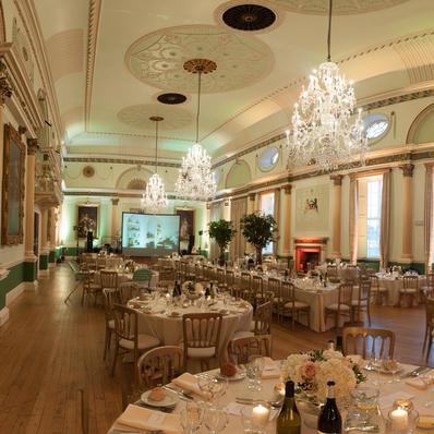 Dinner in the Banqueting Room, Greg James Photography