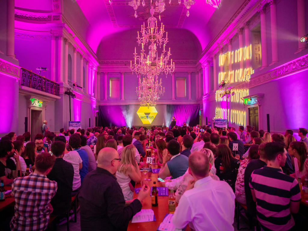 Image: Awards event in the Ball Room