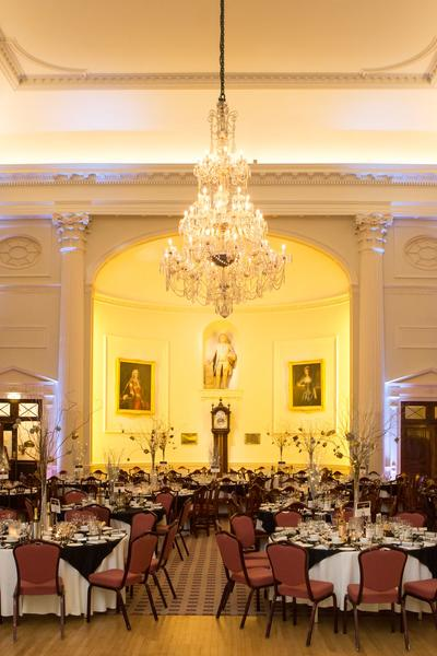 Image: Christmas Party at the Pump Room