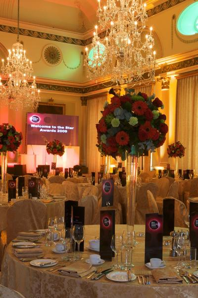 Image: Corporate Dinner at the Guildhall
