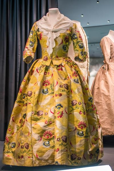 Image: A History of Fashion in 100 objects at the Fashion Museum
