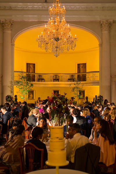 Image: Wedding Reception in the Pump Room