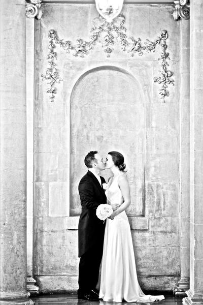 Wedding at The Assembly Rooms Image: Matt Austin