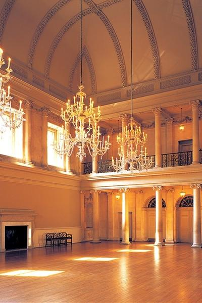 Image: The Tea Room, Assembly Rooms