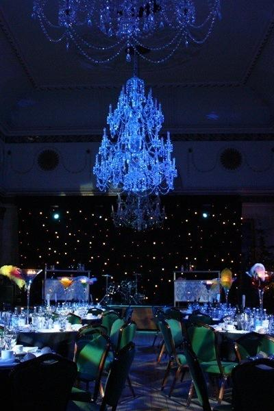 Image: Christmas party in the Banqueting Room