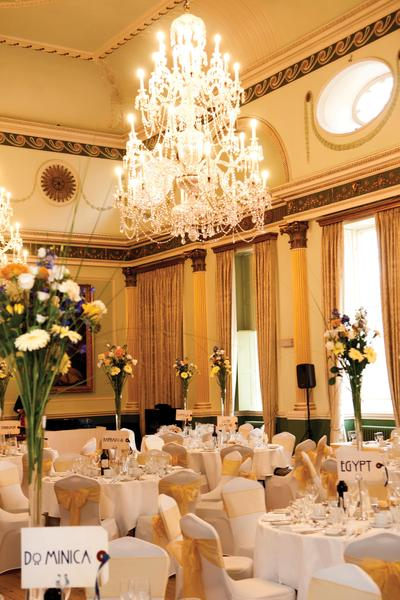 Image: Dinner in the Banqueting Room