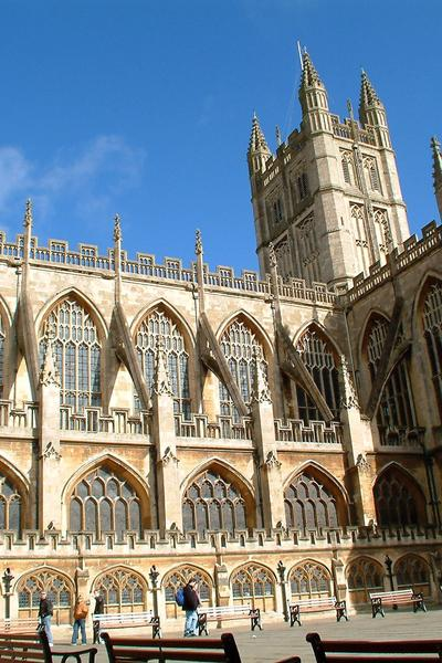 Image: Bath Abbey