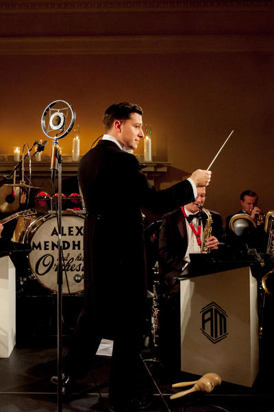 Image: Alex Mendham and His Orchestra at the Assembly Rooms