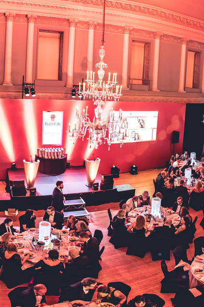 Image: Bath Life Awards in the Ball Room