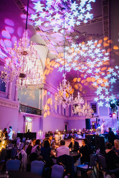 Image: Christmas Rocks Party at the Assembly Rooms, Amy Sanders