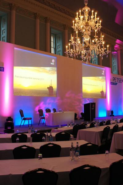 Image: Conference in the Ball Room, Assembly Rooms