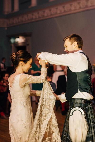 Image: First Dance in the Ball Room