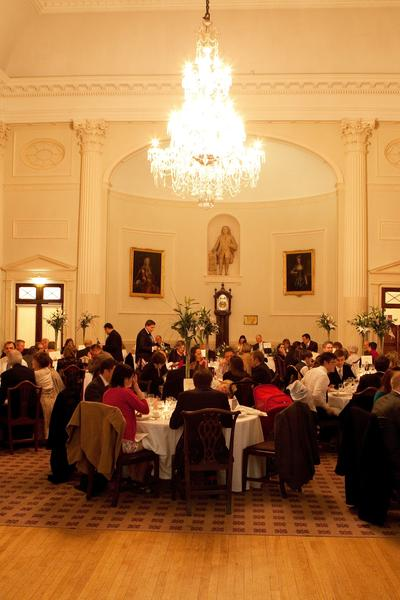 Image: Dinner in the Pump Room, Lee Niel Photography