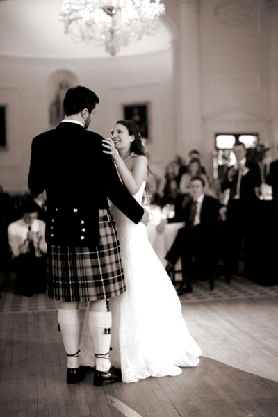 Image: First Dance, Pump Room Wedding reception