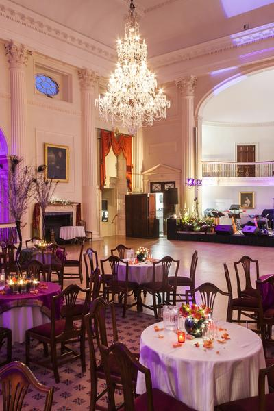 Image: Party in the Pump Room, Image: Richard Greenly Photography