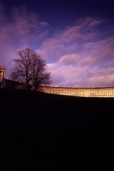 Image: The Royal Crescent