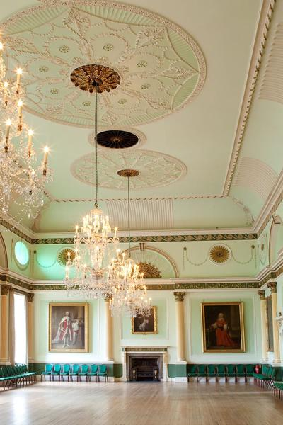 Image: Banqueting Room at the Guildhall