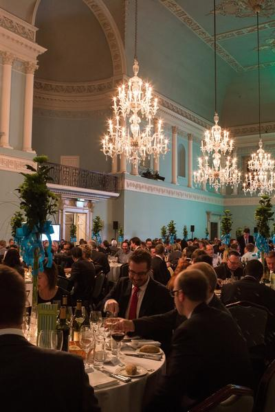 Image: Conference Dinner in the Ball Room