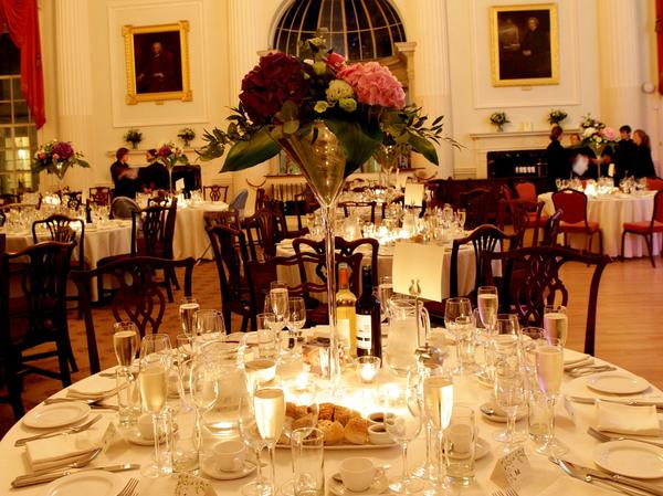 Image: Pump Room dinner