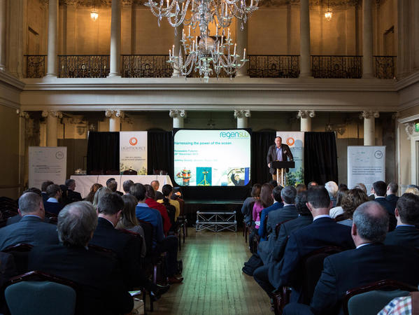Image: conference at the Assembly Rooms